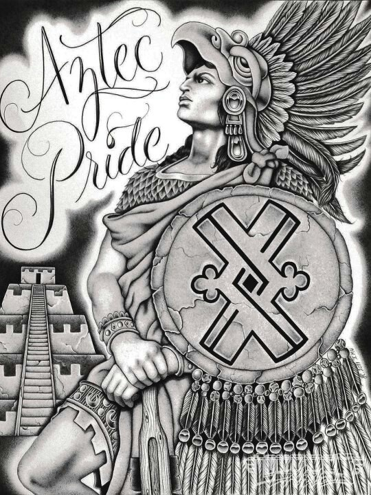 17 best images about brown pride on pinterest mexican - Brown pride drawings ...