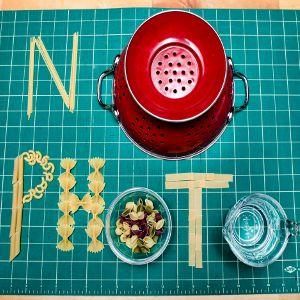 BLT Chopped Salad with Corn, Feta + Avocado Recipe - Key Ingredient