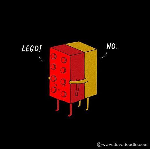 Leggo my lego!Lego 3, Around The House, Yellow Lego, Hee Hee, Yuck Yuck, Easily Amusement