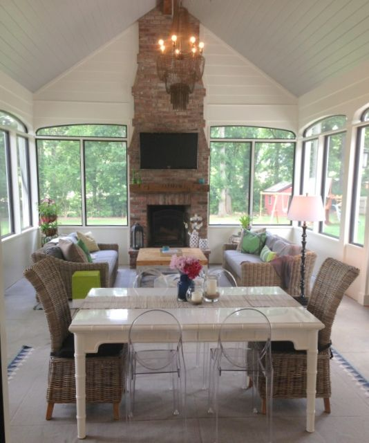 89 Best Images About Family Room Project On Pinterest
