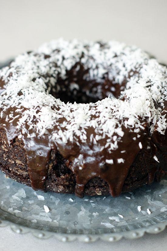 Saftig chokladkaka