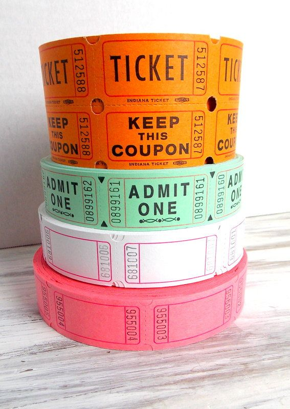 Best 25+ Pink tickets ideas on Pinterest Raffle tickets, Diaper - raffle ticket
