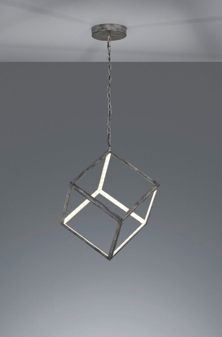 Colgante cubo led 320113061