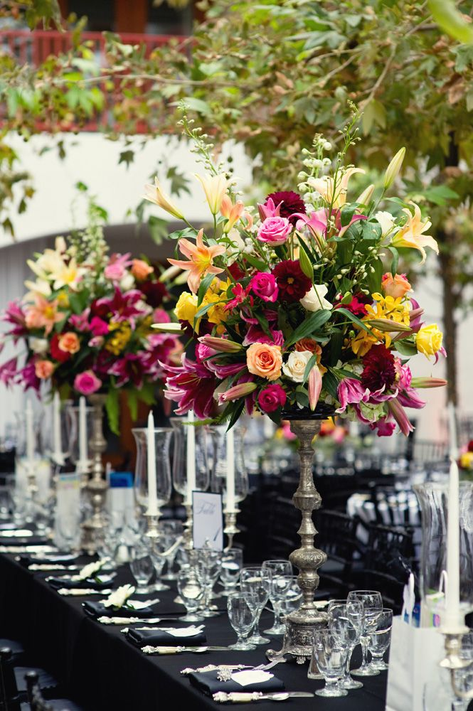 Flower centerpiece tablescape ideas mother s day table