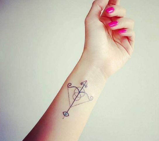 47 ideias de tatuagens delicadas para todos os signos do zodíaco | COSMOPOLITAN