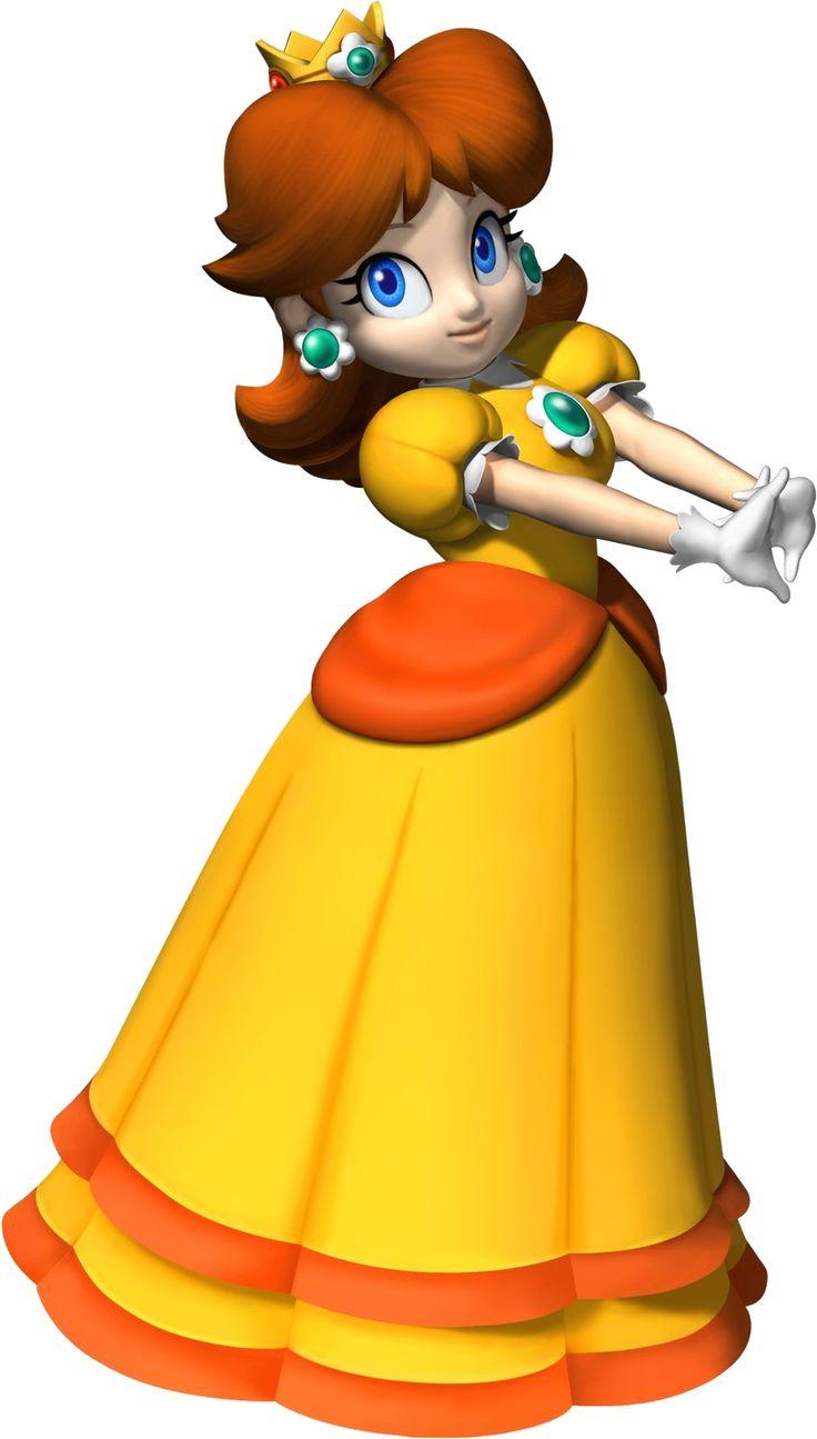 daisy | Princesa Daisy - Super Mario Wiki - La enciclopedia de Mario