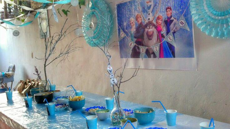 Ideas frozen Party