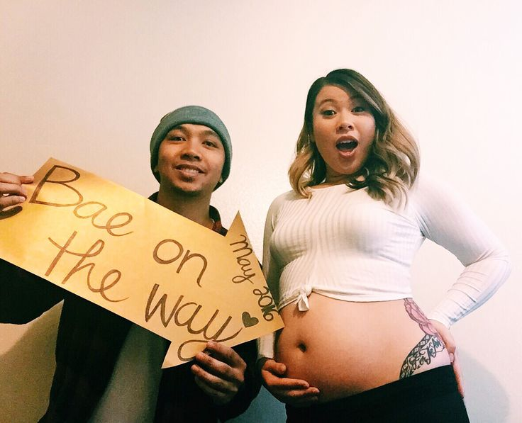 I get to be a mother! So blessed! Merry Christmas world! #baeontheway #may2016