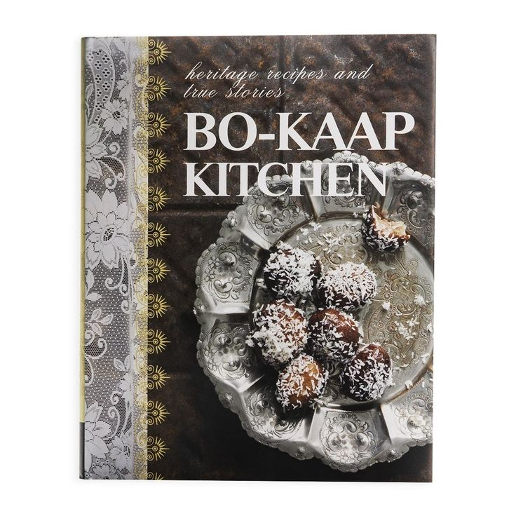 Bo-Kaap Kitchen - Although I've never seen my mom with a recipe book.....