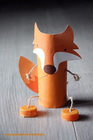 Fantastic Mr. Fox puppet
