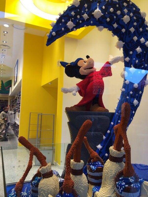 Disney Paris LEGO