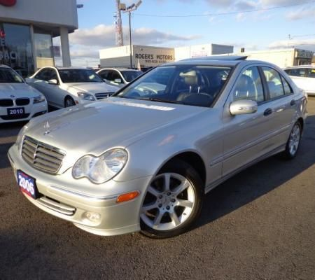 Oakville | 2006 Mercedes Benz C-Class C280 | Listed Items Free Local Classified Ads