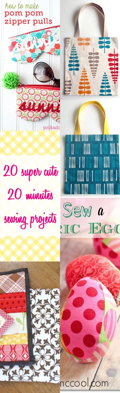 easy sewing projects | quick sewing projects | easy sewing pattern | simple sewing projects