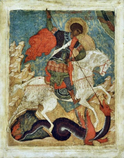 St. George and the Dragon