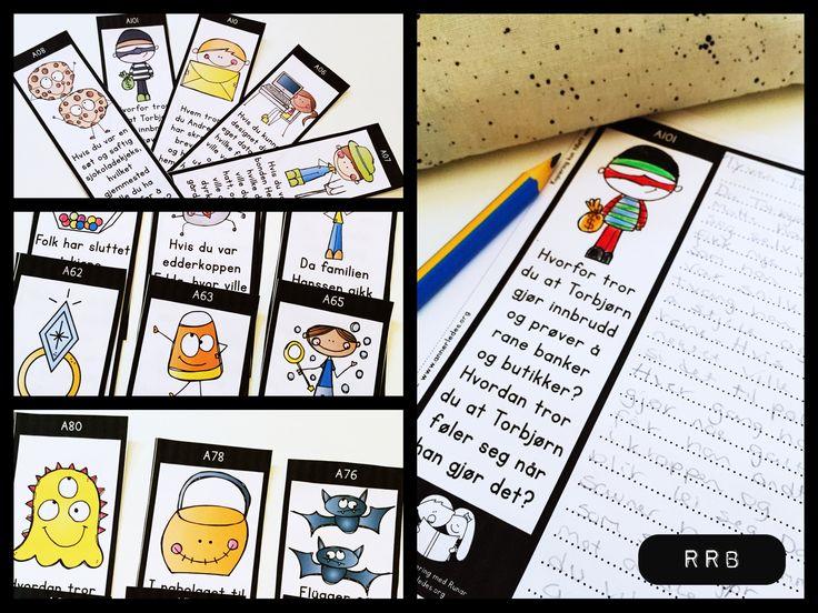 100 ting å undre seg over – muntlige ferdigheter og kreativ skriving | Begynneropplæring med Runar