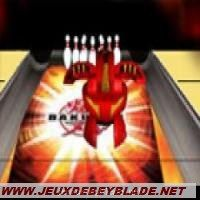 jeux de Bakugan Bowling