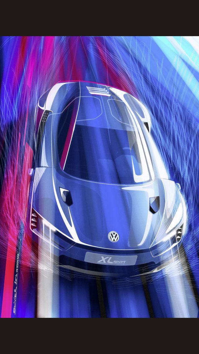 VW XL Sport Iphone Wallpaper Wallpaper