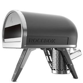 Roccbox, le four à pizza mobile