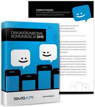 Zobacz, jak skutecznie prowadzić zintegrowane kampanie SMS z wykorzystaniem dwukierunkowej komunikacji! Pobierz kompleksowy e-book przygotowany przez zespół naszych specjalistów. #komunikacja #reklama #sms #marketing #smsapi #marketingmobilny #mobile #kampanie