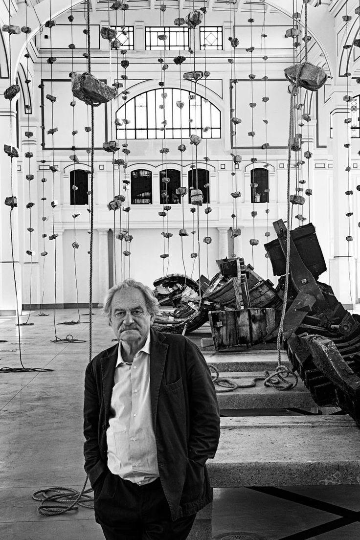 Jannis Kounellis #ArtePovera #Trieste