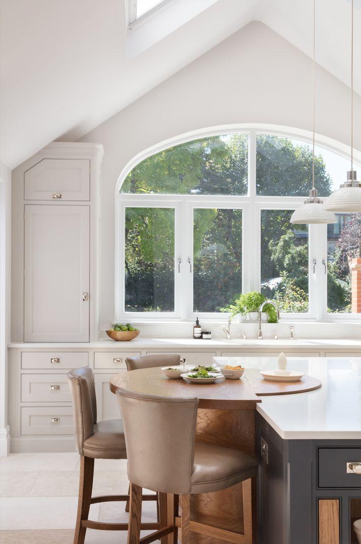Edwardian Family Home, Barnes Village - Humphrey Munson - Luxury Bespoke Kitchen