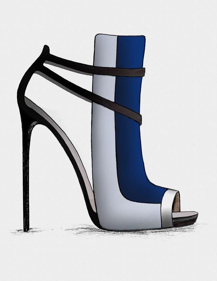 ● The Black & Blue - Collection www.guillaumebergen.com