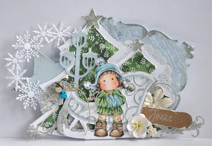 Dutch Card Art Slee door Kathrin Donhauser