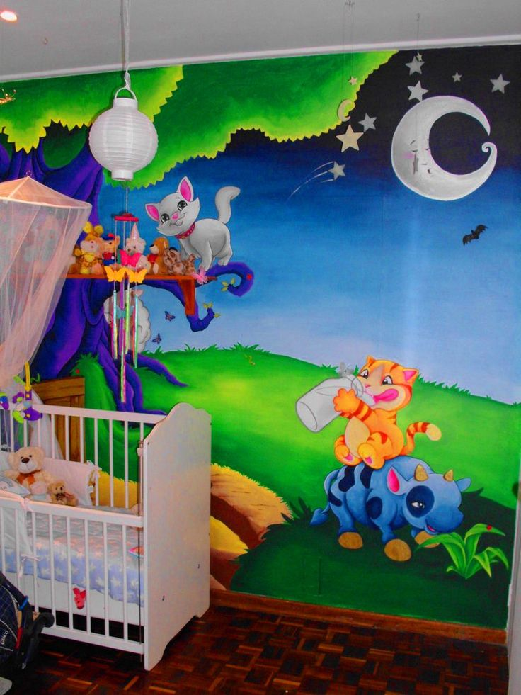 Nursery Wall Murals Products Are Made To Measure And Will Fit Your Wall  Perfectly Have Pre