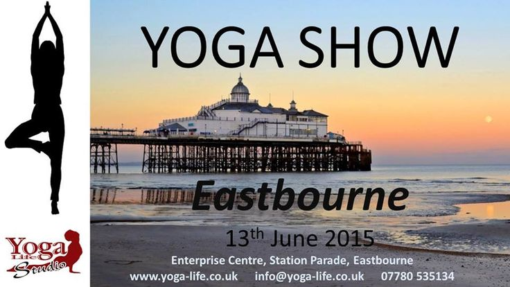 Yoga Show at the Yoga Life Studio, Enterprise Shopping Centre on Saturday 13th June. http://www.enterprise-centre.org/shop/yoga-life