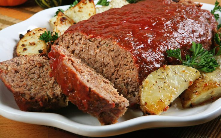 The Perfect Foolproof Slow-Cooker Meatloaf Recipe #slow cooker healthy recipes  #slowcooker #crockpot