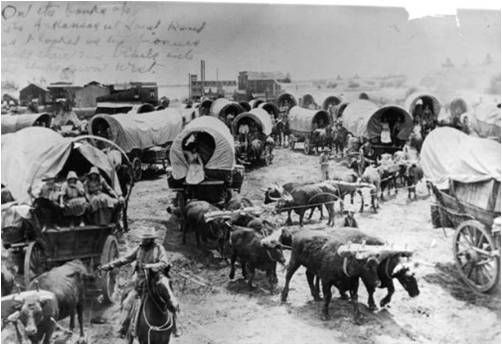 Oregon Trail Pioneers | oregon trail extended from independence missouri to oregon city oregon