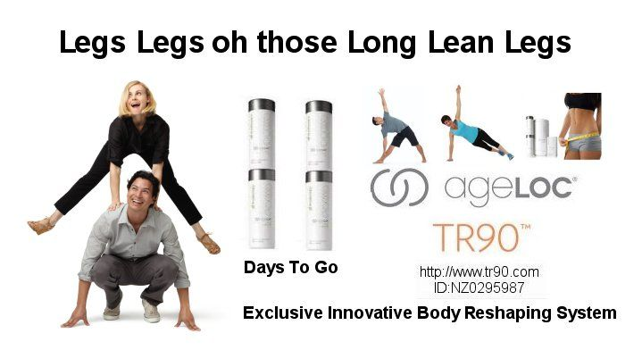 Exclusive Innovative Body Reshaping System TR90