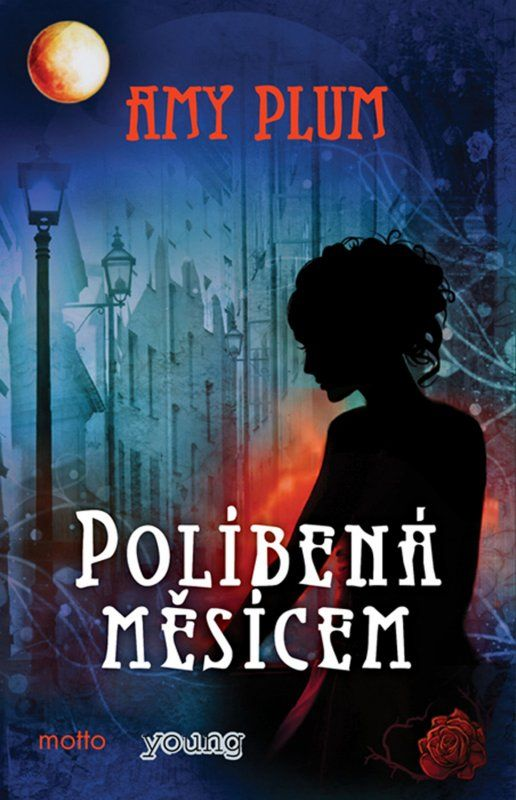 Czech cover of the book Until I Die by Amy Plum.