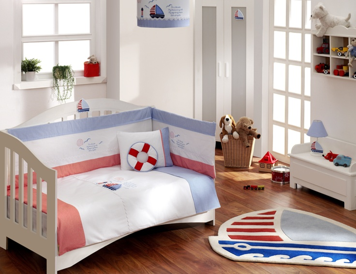 Mavi Yelkenli Odası  www.denokids.com