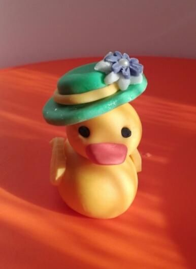 Ducky - Cake by ggr