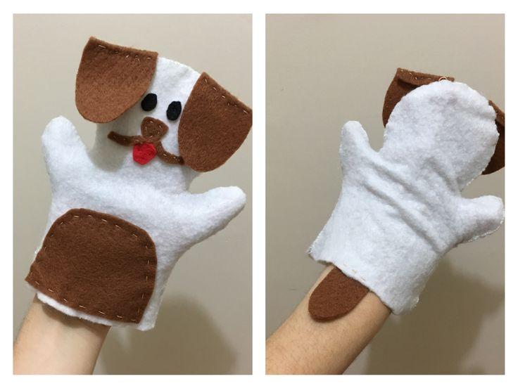 Köpek el kuklası