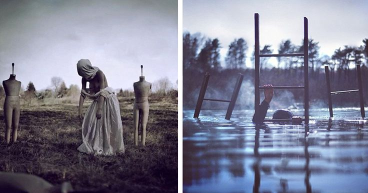 Man With Sleep Paralysis Recreates His Nightmares In Photos, And They Will Give You Chills