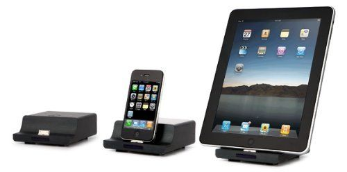 Cambridge Audio - iD100 - Digital - iPod / iPad Dock - Silver by Cambridge Audio. $299.00. The UK's favourite hi-fi brand has now turned its attention to the iPad and has engineered what it believes to be the most technologically advanced dock yet. The iD100 adds a huge leap in convenience to transform the iPad into a true audiophile device as well as delivering epic results from the iPhone and iPod. Taking a digital audio feed revolutionises what's possible from an iPad and th...
