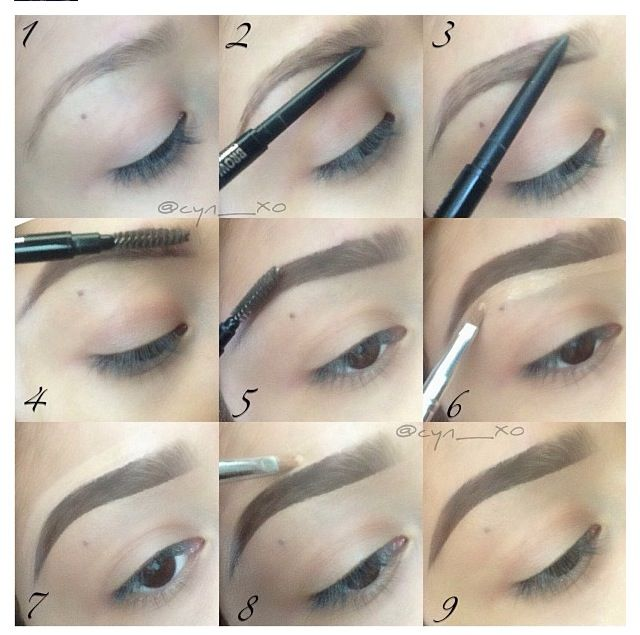 7 best images about Jadore eyebrows! on Pinterest   Shape, Lady ...