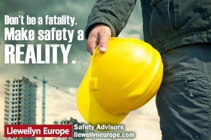 Don't be a fatality. Make safety a Reality.