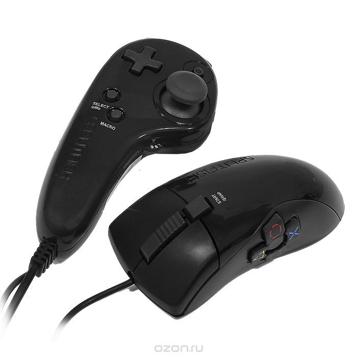 Проводной игровой контроллер Frag FX V2 SE для Sony PlayStation 3 (черный)