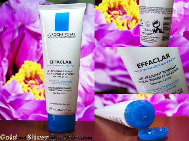 Tried and tested: Effaclar Purifying Foaming gel http://www.goldandsilversparkles.com/2013/12/la-roche-posay-effaclar-purifying.html #bbloggers #beauty #larocheposay #effaclar