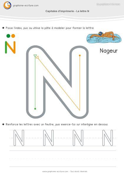 maternelle-ecriture-moyenne-section-ms-apprendre-à-écrire-capitales-imprimerie-lettre-n