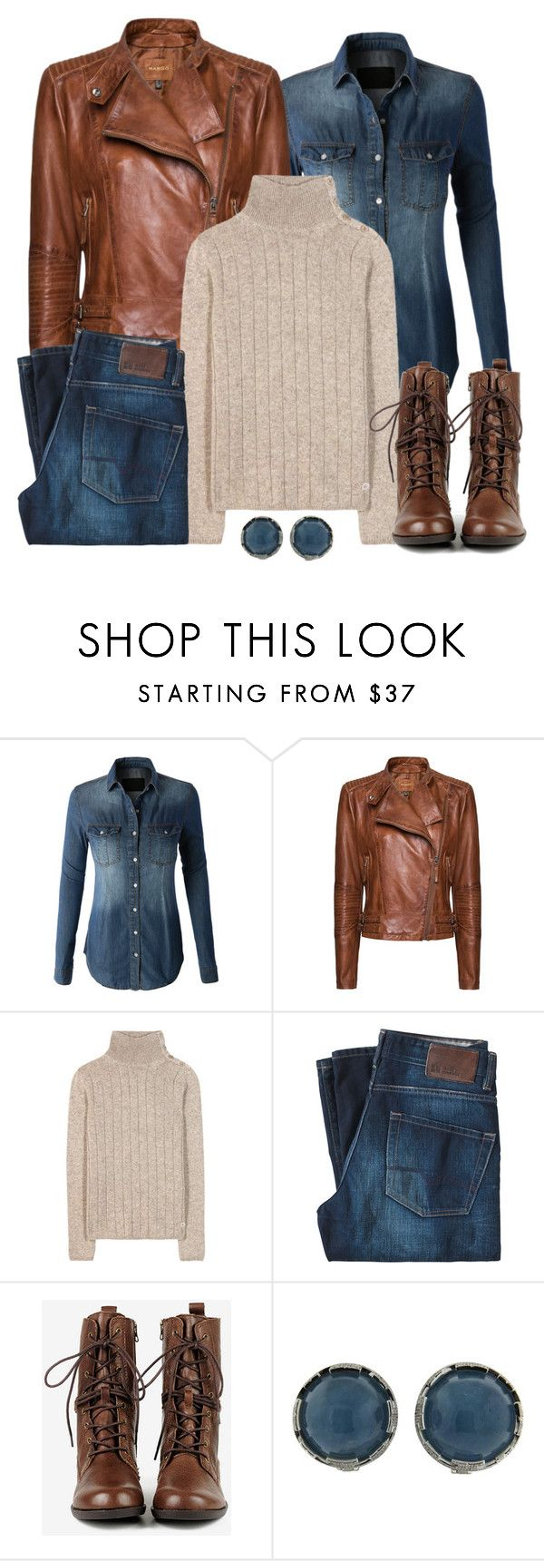 """""""Untitled #1270"""" by gallant81 ❤ liked on Polyvore featuring LE3NO, MANGO, Loro Piana, BOSS Orange and Seychelles"""