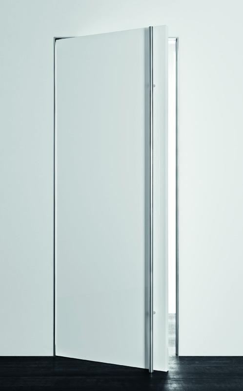 DOWNTOWN - Laqué blanc brillant  http://www.designity.fr/downtown/  #door  #porte