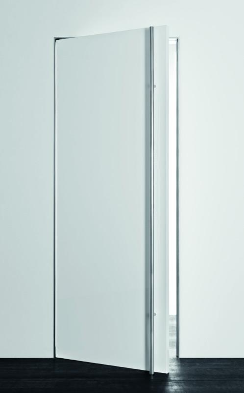 DOWNTOWN - Laqué blanc brillant  http://www.designity.fr/downtown/  #door  #porte