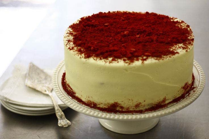 Red Velvet by 180 Degrees Catering and Confectionery