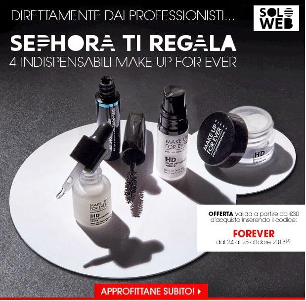 [News] Sephora regala MUFE