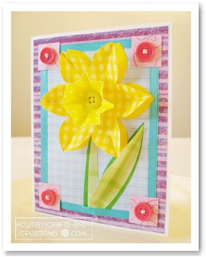 356 best Card creations images on Pinterest Handmade cards - easter greeting card template
