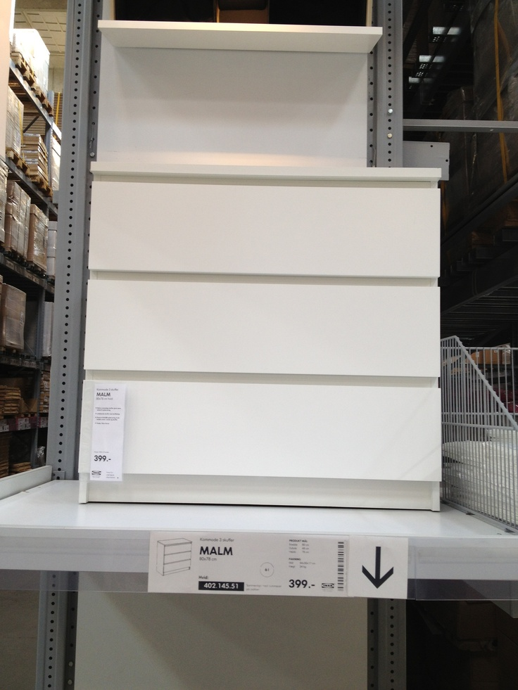 Malm and Ikea on Pinterest